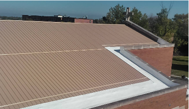Long lasting commercial roof